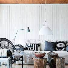 8 super cool rooms with wood paneling