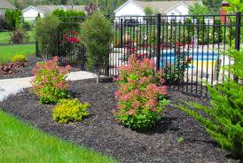 Small Picture Garden Design Garden Design with Shrub Landscaping Home Design