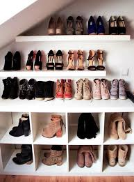 Just The Right Shoe Display Stand 100 Creative Ideas To Store Your Shoes Shelterness 59