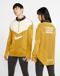 Nike X Gyakusou 1 2 Zip Long Sleeve Top