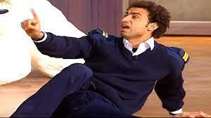 علي ربيع لا مش انا يا حبيبي مش انا يا بابا😂 سمعينى حلاوه ال اااه 🤣صررريخ  ضحك 😂🤣 - YouTube