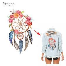 Dream Catcher Shirt Diy Gorgeous Prajna DreamCatcher Iron On Patches Clothes Stickers For Clothes