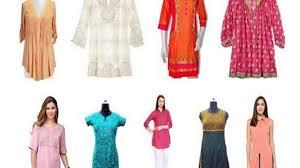Designer Indian Tunics 9 Best Womens Cotton Tunics Designs From India