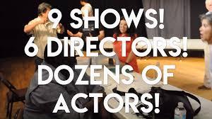 Auburn Area Community Theatre - AACT Presents: Summer Shorts 2019 | Facebook