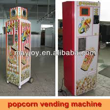 Popcorn Vending Machine For Sale Awesome 48 Hot Selling Automatic Coinoperated Popcorn Vending Machine For