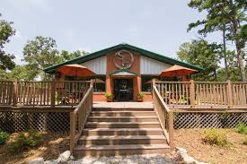 completed construction office of the president sam houston exterior dining hall university camp