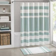 Clay Alder Home Niantic Shower Curtain with 3M Treatment Free