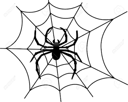 Small Picture Halloween Spider Web Coloring Pages Virtrencom