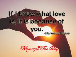 Picture Messages About Love And Life