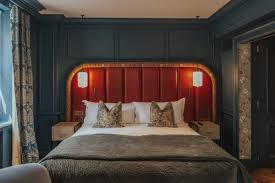 Bloomsbury Theme Interior Design The Bloomsbury Hotel London Review