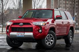 2017 Toyota 4Runner - Our Review | Cars.com