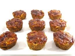 skinny meatloaf ins with barbecue sauce