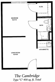 400 sq ft home plans lovely 400 sq ft apartment floor plan google search of 400