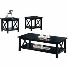 coaster briarcliff 3 piece coffee table