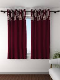 Maroon Curtains For Living Room Maroon Curtains For Living Room Ideas Rodanluo
