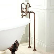 freestanding tub faucet bronze. bathtub faucet handles freestanding telephone tub supplies cross oil rubbed bronze bathroom