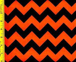 Cotton Quilt Fabric Chevron Stripe Wide Halloween Orange Black ... & Cotton Quilt Fabric Chevron Stripe Wide Halloween Orange Black - product  image Adamdwight.com