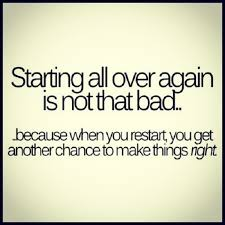Quotes About Starting Over 40 Quotes Cool Starting Over Quotes