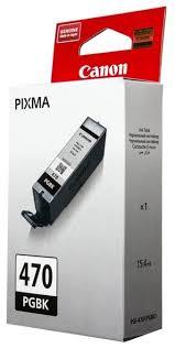 <b>Картридж Canon PGI</b>-<b>470PGBK</b> (0375C001) — купить по ...