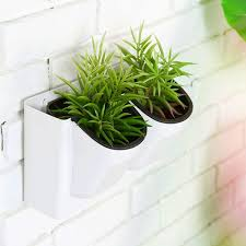 BUY IT  Vertical Wall Hanging Herb Planter: ...