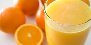 Hoeveel gram is een sinaasappel