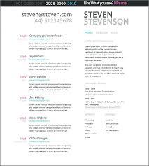 Modern Resume Formats Resume Template Online Modern Modern Resume