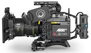 Ovide incorpora a su catálogo de alquiler la cámara ARRI Alexa ...