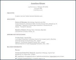 Curriculum Vitae And Resume Difference Curriculum Vitae Template ...