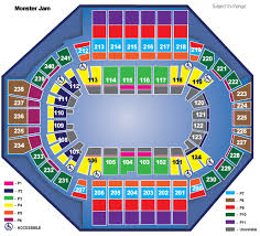 Xfinity Theater Hartford Detailed Seating Chart Family Show Other Xl Center