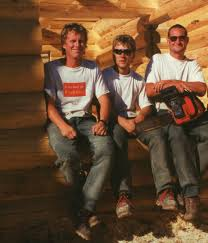 Peter Arnold, 20 Years with Pioneer Log Homes of BC | Blog