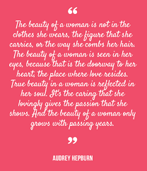 Make Her Feel Beautiful Quotes Best of Feeling Beautiful Quotes On QuotesTopics