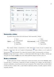 Formato De Afiches En Word Apuntes Microsoft Word 2007