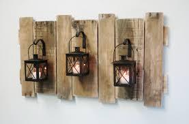 image of rustic wall art wood