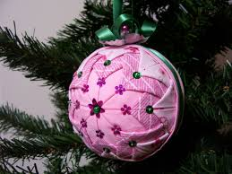 christmas ornaments. quilted christmas ornaments: How To Make ... & How To Make Quilted Or Nts Nt Designs Handmade Christmas I Pat: Full Size  ... Adamdwight.com