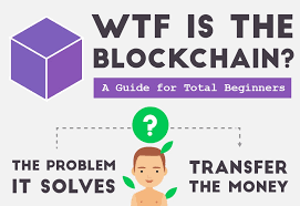 Simple Info Graphics An Ultimate Beginners Guide To Blockchain Infographics