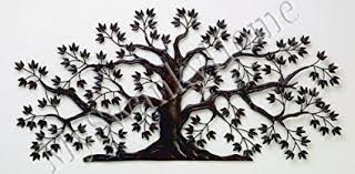 outdoor wall art tree of life