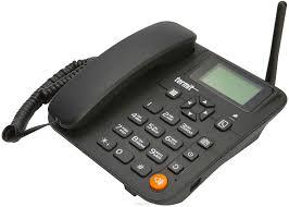 <b>Телефон Termit FixPhone 3G</b>, черный — купить в интернет ...