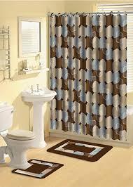 home dynamix bath boutique shower curtain and bath rug set 339 metro lights bath boutique collection shower accessories set shower curtain sets free