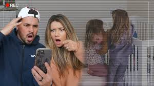 CAUGHT the TWINS doing THIS TO HALSTON! *hidden camera*