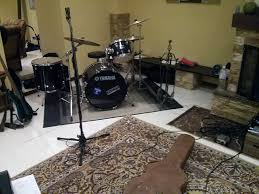 How To Build A Drum Room  Our Place  Pinterest  Drum Room Soundproofing A Bedroom For Drums