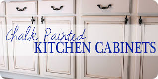 using chalk paint to refinish kitchen cabinets wilker do s kitchen chalk painted kitchen cabinets image