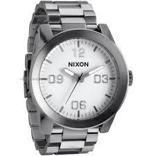 "men s nixon the corporal ss watch a346 100 watch shop comâ""¢ mens nixon the corporal ss watch a346 100"