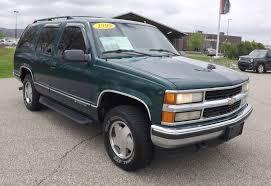 1998 Chevrolet Tahoe LS 4X4|P10191M - YouTube