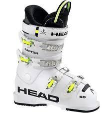 kid ski boot size head ski boot raptor 50 white junior ski 2017 size 26 5 new