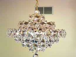 crystal chandelier parts bobeches