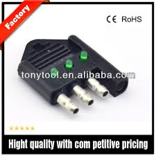 4 wire led trailer wiring harness pigtail tester flat way 4 wire led trailer wiring harness pigtail tester flat way connector buy led connector testers tester 4 way trailer light tester product on alibaba com