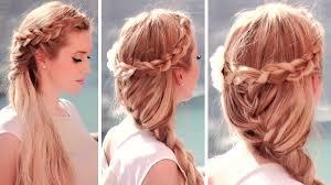 Image Coiffure Cheveux Long Tresse Coupe De Cheveux Femme