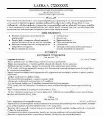 Healthcare Recruiter Resume Example Favorite Healthcare Staffing