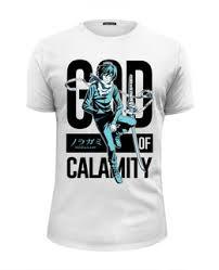 """Мужские футболки c уникальными принтами """"<b>бездомный бог</b> ..."""