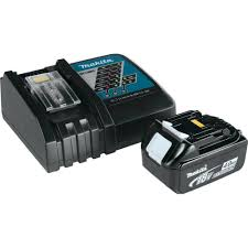 makita battery. makita 18-volt lxt lithium-ion 4.0ah battery and charger starter pack n
